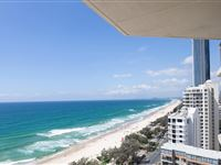 2 Bedroom Ocean Deluxe View - BreakFree Imperial Surf Surfers Paradise